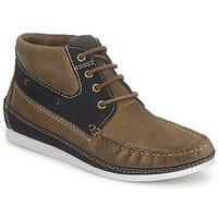 Schuhe Herren Sneaker High Nicholas Deakins bolt Kaki