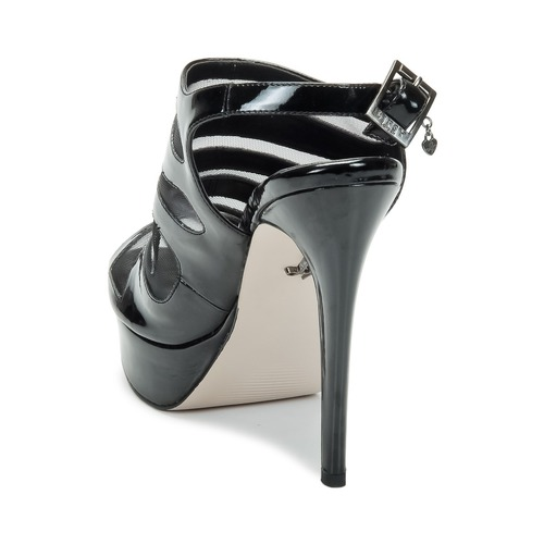 Lipsy SAFFRON Schwarz  Schuhe 76,79 Sandalen / Sandaletten Damen 76,79 Schuhe 6beb79