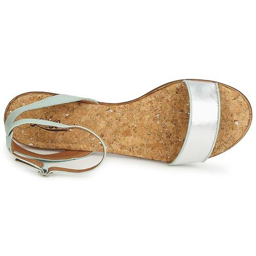 Lucky Brand COVELA Schwarz /indian magente / Silber  Schuhe Sandaletten Sandalen / Sandaletten Schuhe Damen 89,99 22b526