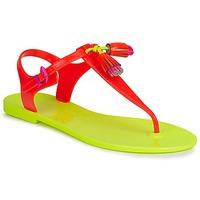 Schuhe Damen Sandalen / Sandaletten Juicy Couture WISP Neon / Orange