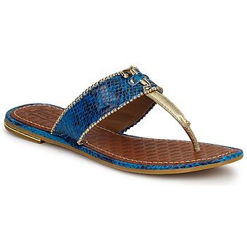 Schuhe Damen Sandalen / Sandaletten Juicy Couture ADELINE Hell / Blau