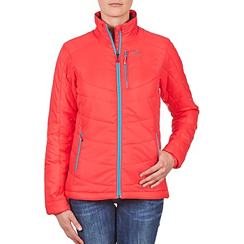 Kleidung Damen Daunenjacken Salomon Jacket INSULATED JACKET W PAPAYA-B Korallenrot