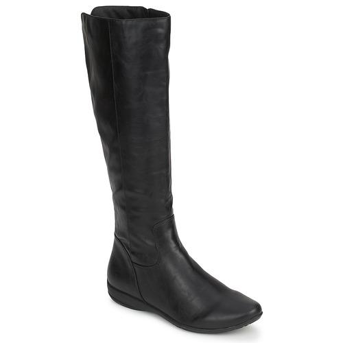 Moony Mood GURLEN Schwarz  Schuhe Klassische Stiefel Damen 49,99