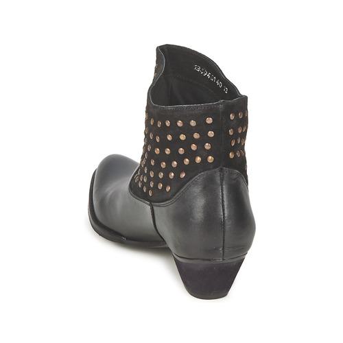 Friis & Company DUBAI Damen FLIC Schwarz  Schuhe Boots Damen DUBAI 85,40 410f48