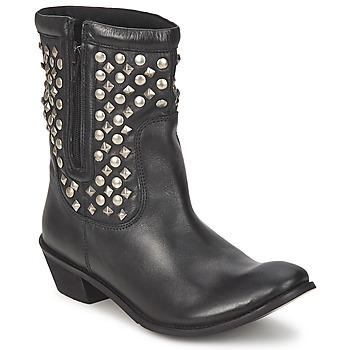 Schuhe Damen Boots Friis & Company DUBLIN JANI Schwarz