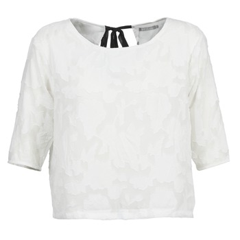 Kleidung Damen Tops / Blusen Betty London DEARTBEAT Weiss