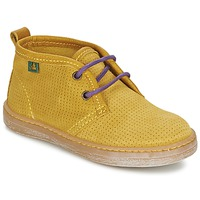 Schuhe Jungen Boots El Naturalista KEPINA Gelb
