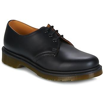Schuhe Derby-Schuhe Dr Martens 1461 PW Schwarz