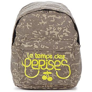 Taschen Damen Rucksäcke Le Temps des Cerises HUNTER 1 Kaki