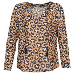 Kleidung Damen Tops / Blusen Betty London DIDO Orange