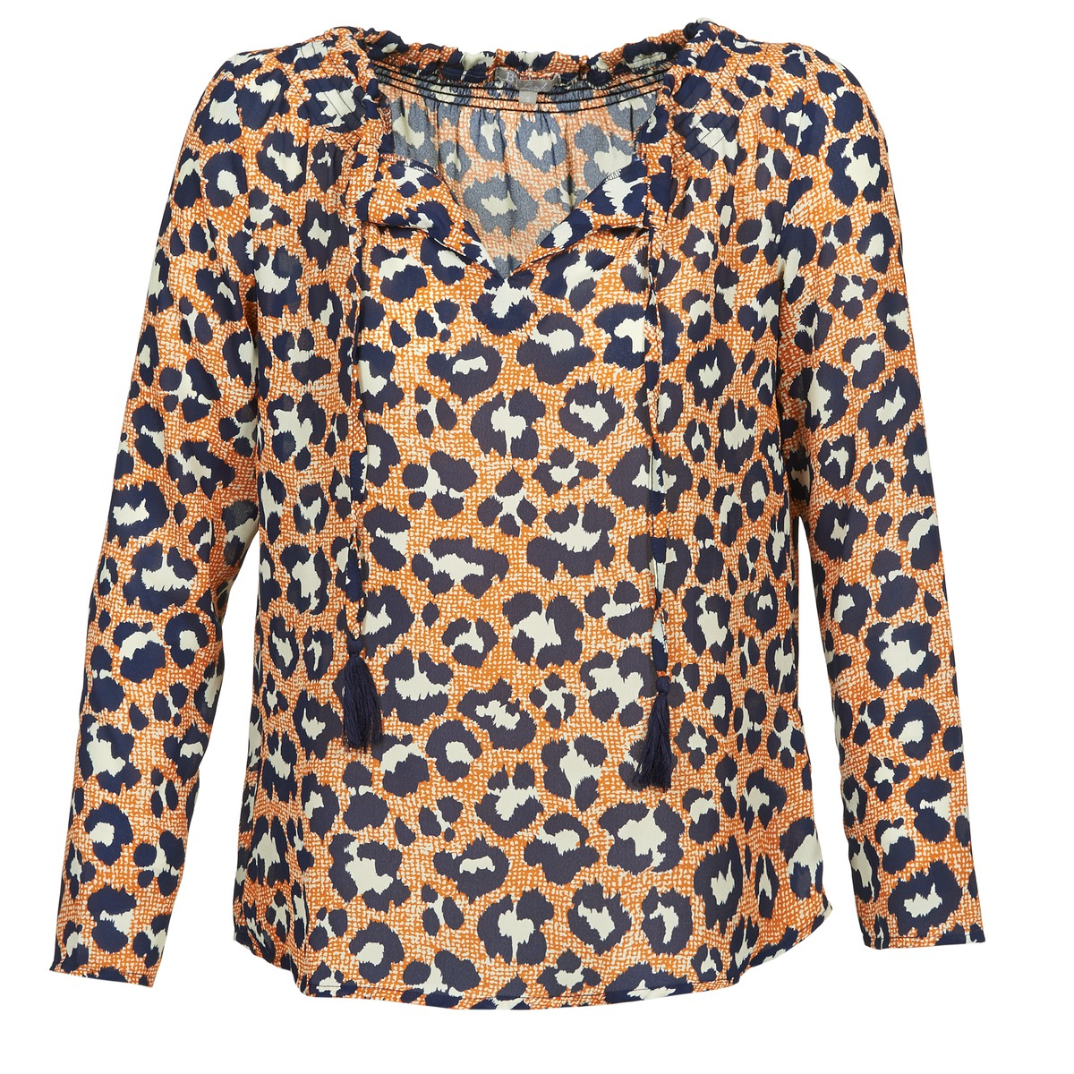 Blusen Betty London DIDO Orange
