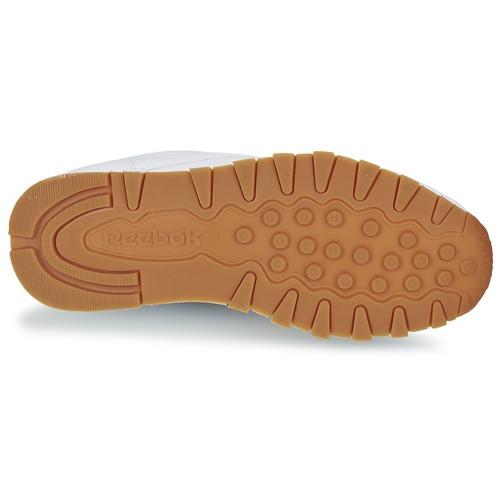 Reebok Reebok Reebok Classic CLASSIC LEATHER Weiss  Schuhe Sneaker Low a381d2