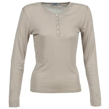 Kleidung Damen Langarmshirts Casual Attitude DORINE Maulwurf