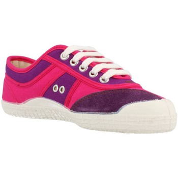 Schuhe Damen Sneaker Low Kawasaki HOT SHOT Rosa