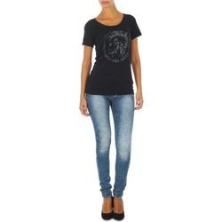 Slim Fit Jeans Diesel SKINZEE L.32 TROUSERS