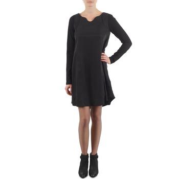 Kleidung Damen Kurze Kleider Diesel D-LUNA DRESS Schwarz