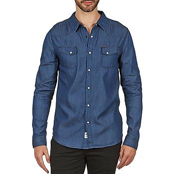 Hemden Japan Rags RONDAL Blau 350x350