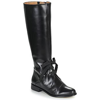 Schuhe Damen Klassische Stiefel Fericelli MAURA Schwarz