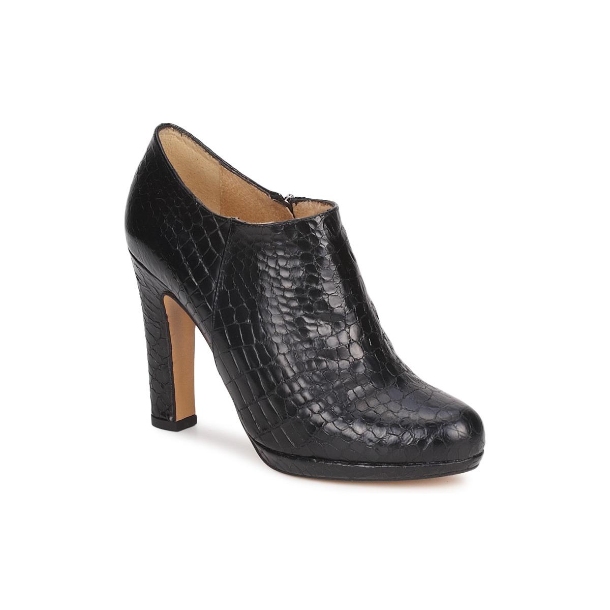 Fericelli OMBRETTA Schwarz - Kostenloser Versand bei Spartoode ! - Schuhe Ankle Boots Damen 95,20 €