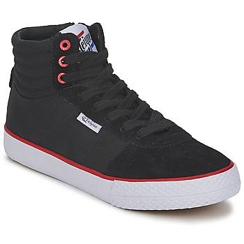 Schuhe Sneaker High Feiyue A.S HIGH SKATE Schwarz