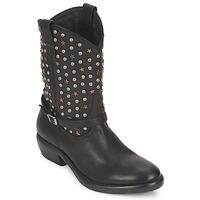 Schuhe Damen Klassische Stiefel Catarina Martins  Schwarz