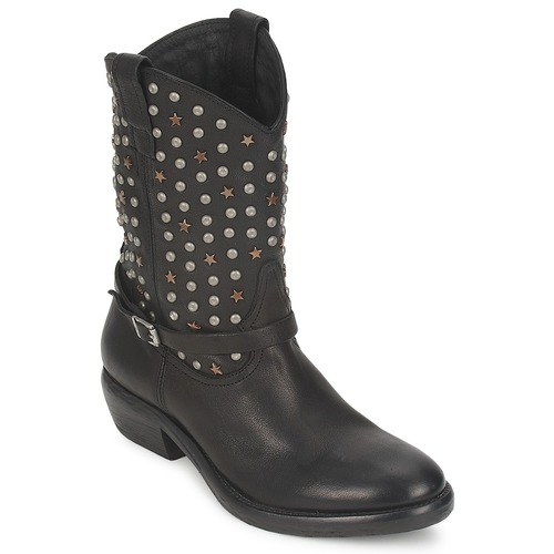 Schuhe Damen Boots Catarina Martins  Schwarz