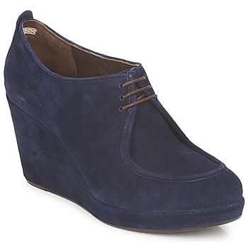 Schuhe Damen Ankle Boots Coclico HIDEO Marine