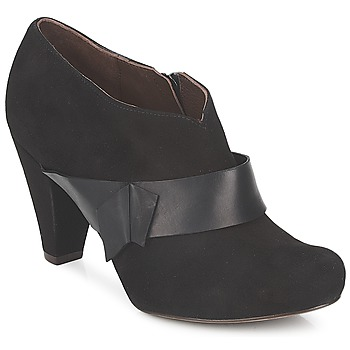 Schuhe Damen Ankle Boots Coclico OTTAVIA Schwarz