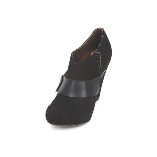 Coclico Ankle OTTAVIA Schwarz  Schuhe Ankle Coclico Boots Damen 181,30 4efcfb