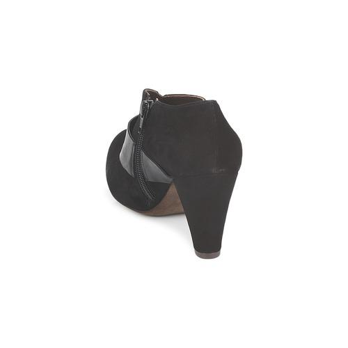 Coclico OTTAVIA Schwarz Schuhe Ankle Boots Damen 103,60