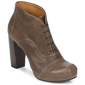 Schuhe Damen Low Boots Coclico LILLIAN Grau