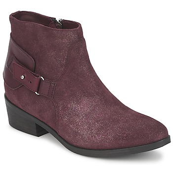 Schuhe Damen Boots Janet&Janet PAUL BOR Bordeaux