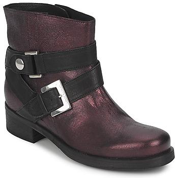 Schuhe Damen Boots Janet&Janet URSUS VAN Bordeaux