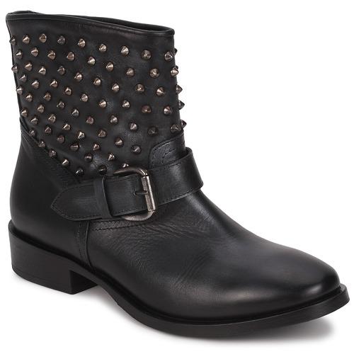 JFK BARBALA Schwarz Schuhe Boots Damen 145,60