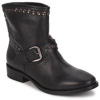Schuhe Damen Boots JFK MASELLE Schwarz
