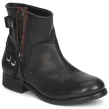Schuhe Damen Boots Koah NESS Schwarz