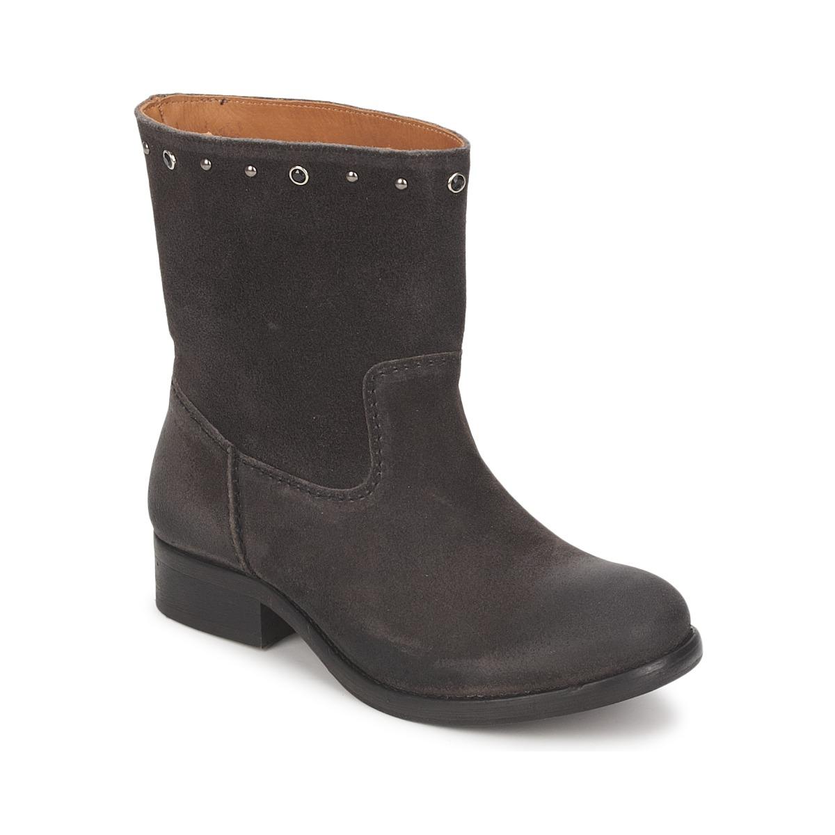 Koah NOMADE Schwarz - Kostenloser Versand bei Spartoode ! - Schuhe Boots Damen 87,50 €