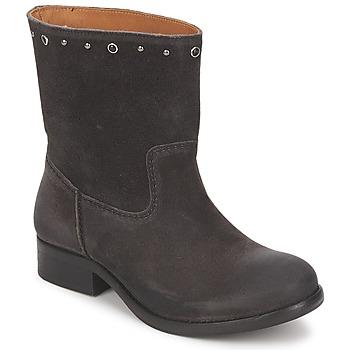 Schuhe Damen Boots Koah NOMADE Schwarz
