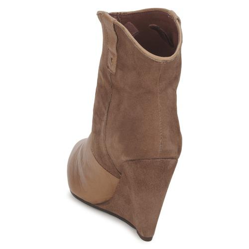 Koah Low LIBERTY Maulwurf  Schuhe Low Koah Boots Damen 125,30 7b34c7