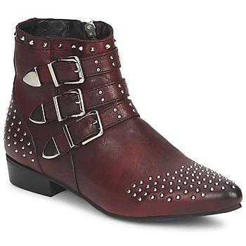 Schuhe Damen Boots Koah FYONA Bordeaux