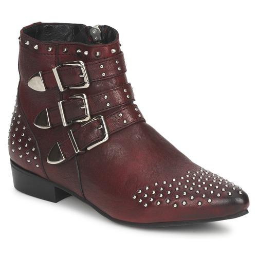 Koah FYONA Bordeaux  Schuhe Boots Damen 183,20