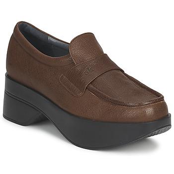 Schuhe Damen Slipper Stéphane Kelian EVA Braun