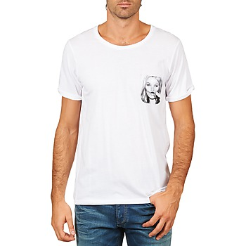 T-Shirts & Poloshirts Eleven Paris KMPOCK MEN Weiss 350x350