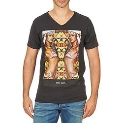 Kleidung Herren T-Shirts Eleven Paris N35 M MEN Schwarz