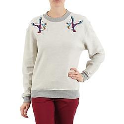 Kleidung Damen Sweatshirts Eleven Paris TEAVEN WOMEN Grau