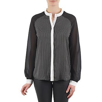 Kleidung Damen Hemden Manoukian RAGANE Schwarz