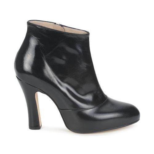 Marc FarbeADO Jacobs FarbeADO Marc Schwarz  Schuhe Low Stiefel Damen dc59ab