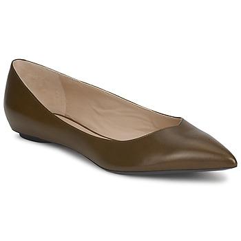 Schuhe Damen Ballerinas Marc Jacobs MALAGA Maulwurf