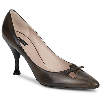 Schuhe Damen Pumps Marc Jacobs MALIZIA Braun