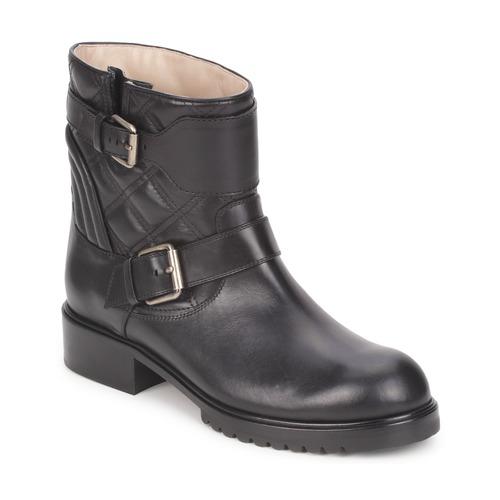 Schuhe Damen Boots Marc Jacobs OSLO Schwarz